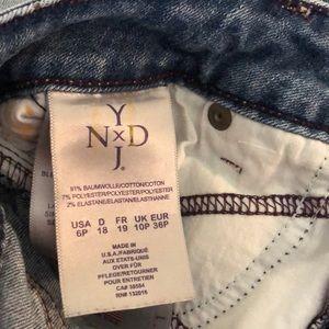 NYDJ Jeans - NYDJ size 6P